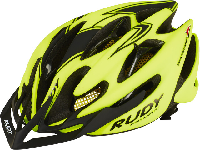 Rudy Project Sterling Kypärä, yellow fluo black